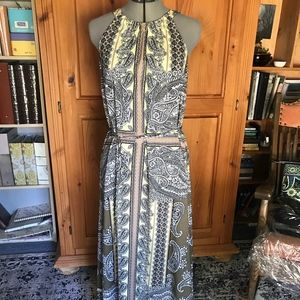 New York & Company Halter Dress - Size Medium